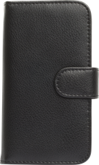 iZound Leather Wallet Case Samsung Galaxy S III Black