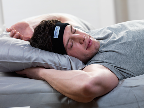 SleepPhones Bluetooth M Black
