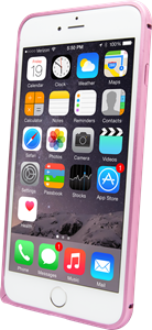 iZound Alu Bumper iPhone 6 Plus Pink
