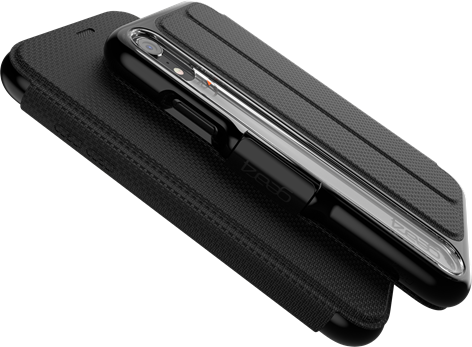 Gear4 Oxford iPhone XR Black