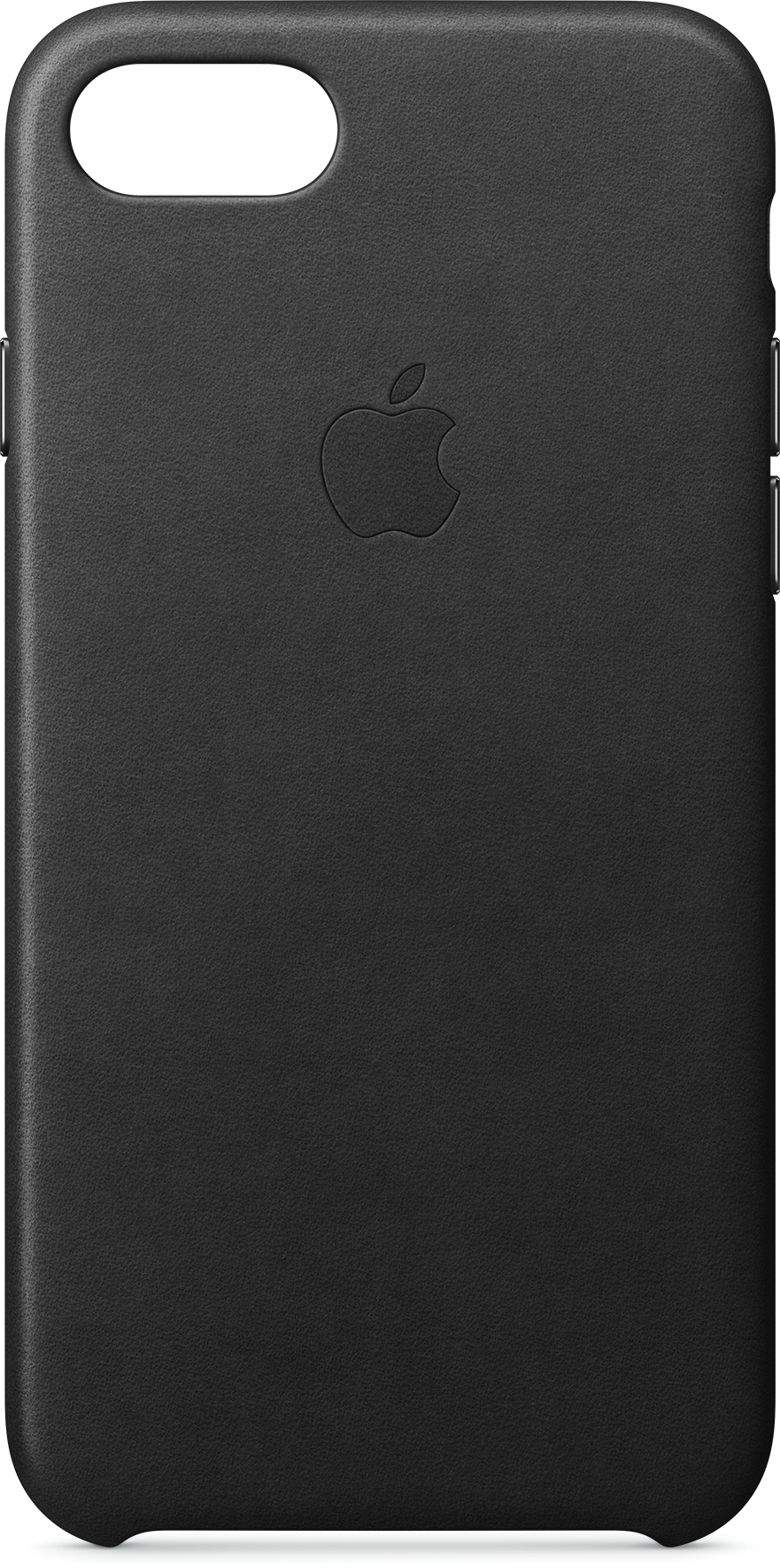 Läs mer om Apple Leather Case iPhone 7/8 Black