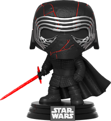 Funko POP Star Wars - Kylo Ren Supreme Leader