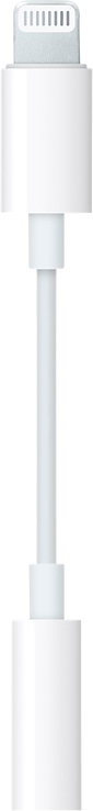 Läs mer om Apple Lightning to 3.5 mm Headphone Jack Adapter