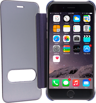 iZound Clear Cover iPhone 6/6S Blue