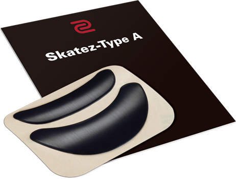 ZOWIE by BenQ Skatez Type-A for FK1/FK2/ZA11/ZA12