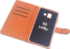 Celly Wallet Case Samsung Galaxy J4 Plus black