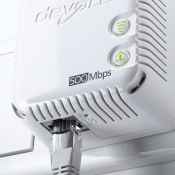 devolo dLAN 500 WiFi Starter kit