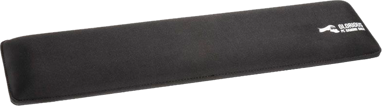 Läs mer om Glorious PC Gaming Race Keyboard Wrist Pad - Compact Black
