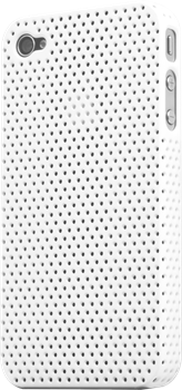 iZound iPhone 4/4S vent-case white