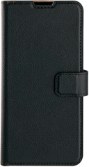 XQISIT Slim Wallet Selection Anti Bac for Galaxy S20 FE black
