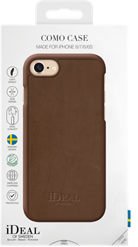 iDeal of Sweden Como Case iPhone 6/6S/7/8 Brown