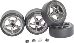 Nanda NRX-18 NA2024 Standard Tire and Wheel Set