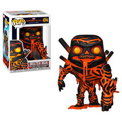 Funko POP Marvel - Molten Man