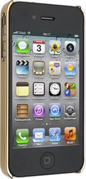 iZound Gold-Case iPhone 4/4S